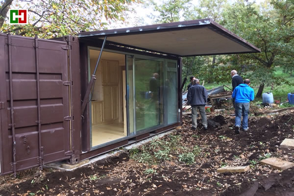 Progettazione e realizzazione case mobili - Casa container prezzo ...