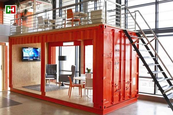 Box container abitativi bungalow vendita prezzi for Case uso ufficio