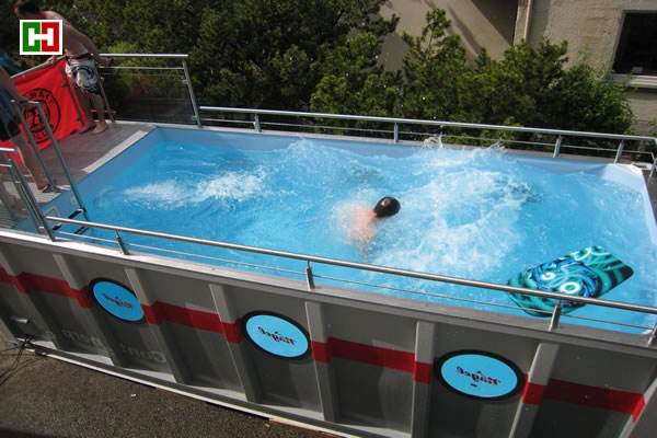 Box container abitativi bungalow vendita prezzi - Container piscina ...